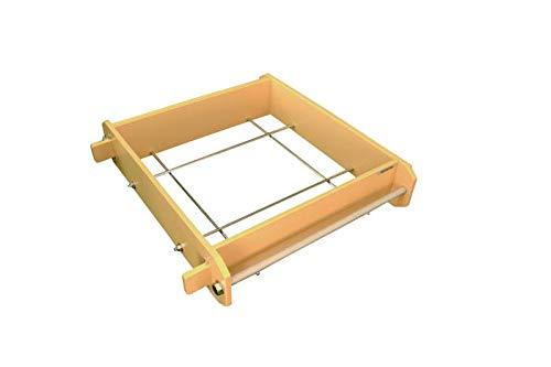 セイロ プラスチック製 削れにくい 高機能PC角セイロ 深口 45cm 国産 日本製   B07K5MVDS2