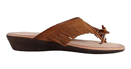 Sandalias de Mujer CUMBIA 30122 ROBLE