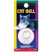 Cat Bell - Floral Design Cowbell by Coastal Pet