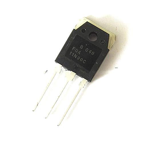 10pcs//lot FQA11N90 FQA11N90C 11N90 MOSFET N-CH 900V 11A TO-3P IC