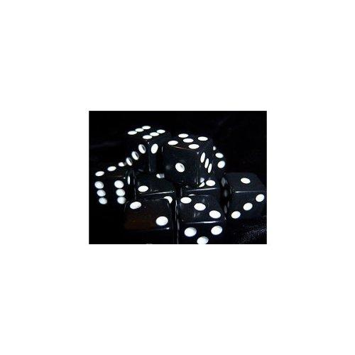 【即納!最大半額!】 100 Black Dice 16mm - 16mm - B003JUQEOE B003JUQEOE, Rankup:1e761737 --- cliente.opweb0005.servidorwebfacil.com