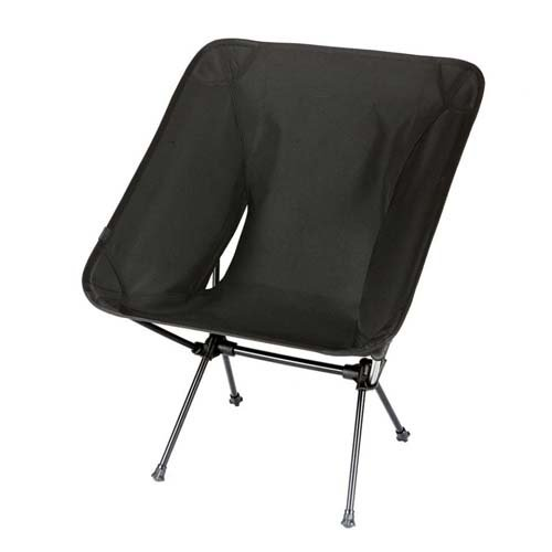 Helinox Chair One Tactical Camp Chair Black One Size