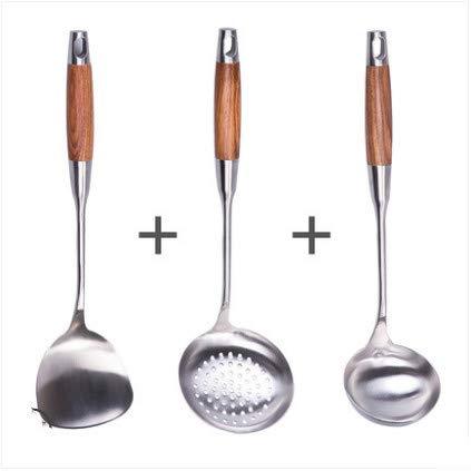 Juego de utensilios de cocina Utensilios de cocina de acero ...