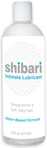 Buy now Shibari Water-based Intimate Lubricant, 16oz Bottle, 510k