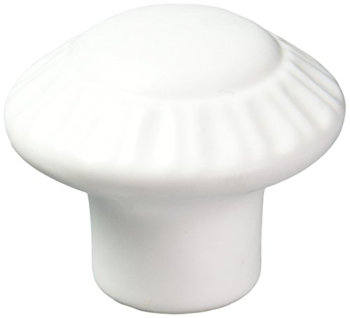 Century Hardware 51027-MWT Alps Ceramic Knob, (Century Hardware Ceramic Knob)