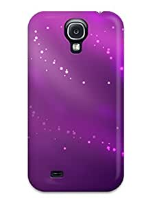 New Style Case Cover FSlGRjb7288wAIfp Purple Colorful Compatible With Galaxy S4 Protection Case
