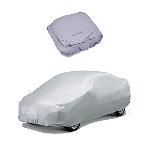 🥇 Funda Impermeable para Coche. Accesorio Que Protege el Exterior de tu vehículo. Lona para Coche