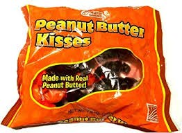 Peanut Butter Kisses 7.5 OZ