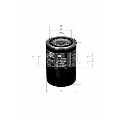 Filter Anschraubfilter HC 1 Hydraulische Anlage Arbeitshydraulik MAHLE ORIGINAL