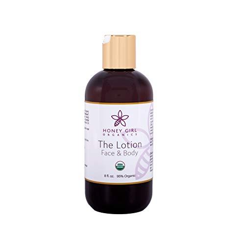Honey Girl Organics The Lotion, 8.0 Fluid Ounce