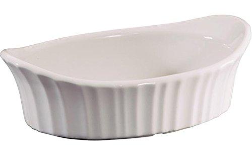Corningware French White III 18.6-Ounce Appetizer Dish