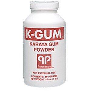 PAKGUM30 - Parthenon Co Inc K-Gum Karaya Gum Powder 3 oz. Puff - Puff Bottle Karaya Powder