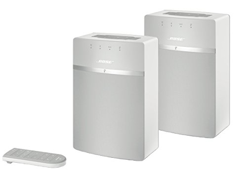 Review Bose SoundTouch 10 Wireless Music System Bundle 2-Pack - White