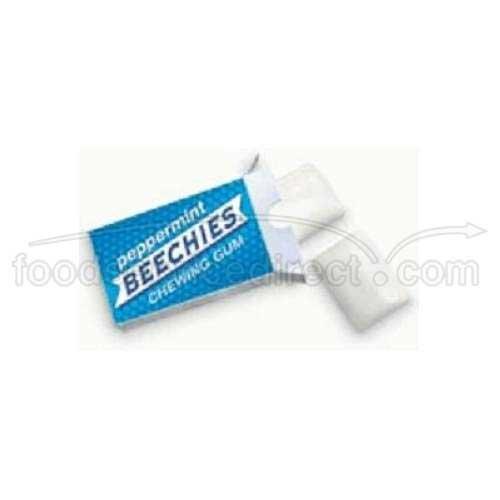 Beechies Gum (Richardson Brands Peppermint Beechies Gum - 2970 per case.)
