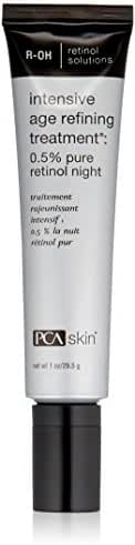 PCA SKIN  Intensive Age Refining Treatment 0.5% Pure Retinol Night, 1 oz.