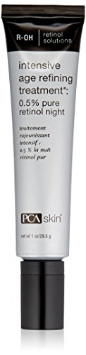 PCA SKIN  Intensive Age Refining Treatment 0.5% Pure Retinol Night, 1 oz. by PCA SKIN