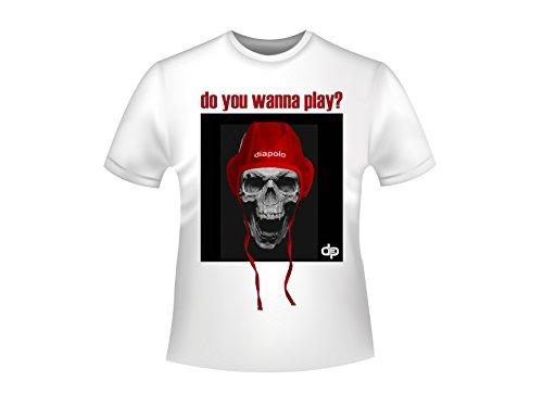 Diapolo 'Do you wanna play?' T-Shirt