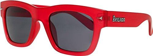 Brigada Big Shot Sunglasses Red Black Skate Toys
