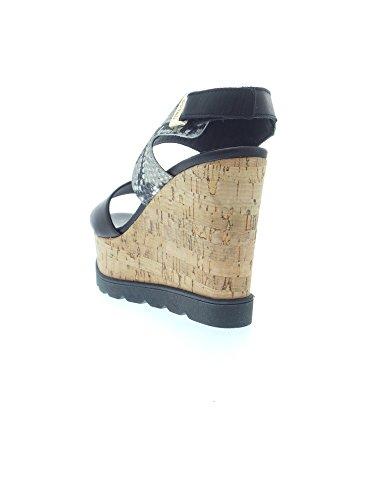 Igi&Co 58490 Sandalo Donna Nero 35