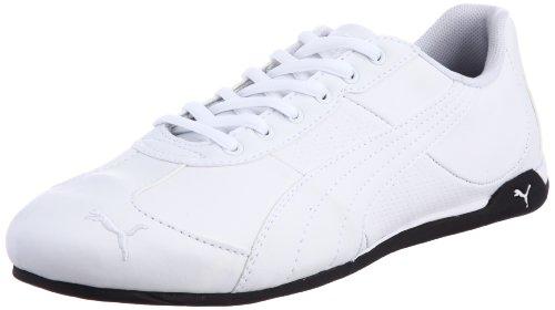 Puma Unisex Erwachsene Sport und Lifestyle Schnürschuhe Weiß