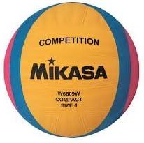 Mikasa waterpolo tamaño de la bola 4: Amazon.es: Deportes y aire ...