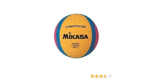 Mikasa waterpolo tamaño de la bola 4: Amazon.es: Deportes y aire libre