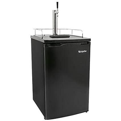 Kegerator For Sale >> Amazon Com Edgestar Kc2000 Full Size Kegerator And Keg Beer Cooler