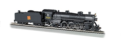 Bachmann Industries Trains Usra Light Pacific 4-6-2 Dcc Sound Value Equipped Grand Trunk Western Steam Locomotive