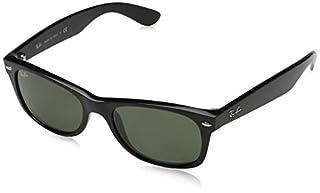 Ray-Ban RB2132 NEW WAYFARER Black Crystal Green Sunglasses (B00KDQRO6Y)   Amazon price tracker / tracking, Amazon price history charts, Amazon price watches, Amazon price drop alerts