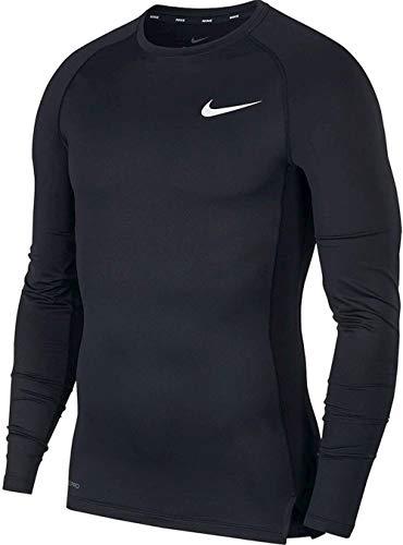 Nike Pro Cool Compressieshirt met lange mouwen voor heren