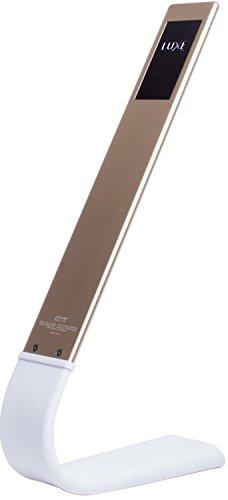 mercury glass table lamp small - 9