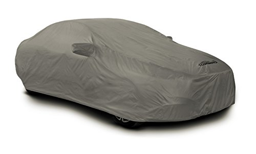 Coverking Auto Body Armor - Coverking Custom Fit Car Cover for Select SL-Class Models - Autobody Armor (Gray)