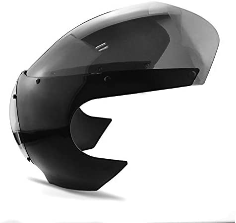 Bullet Craftride Cafe-Racer Headlight Fairing T3 Royal Enfield Continental GT 535//650