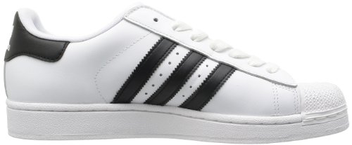 Blanc Originals Baskets Superstar adidas Blanc mode Noir homme II x8TAzqdn6w