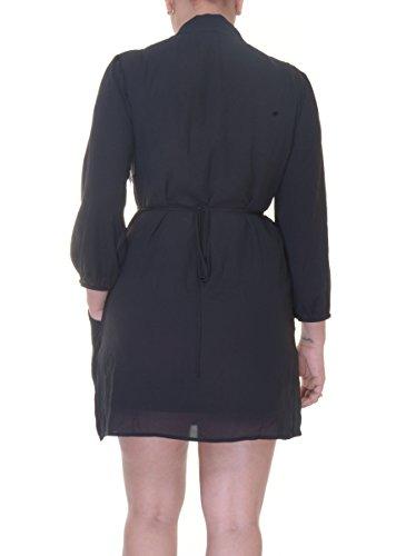 XL Three Size Quarter Surplice Sleeve III Dress Neck Bar aS8q5Rxwx