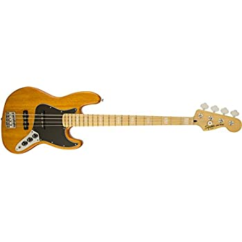 Amazoncom Squier By Fender 307702506 Vintage Modified Jazz Bass