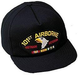 101st Airborne Vietnam Veteran Ballcap
