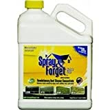 Spray & Forget SF1G-J Revolutionary Roof Cleaner Concentrate, 1-Gallon by Spray and Forget