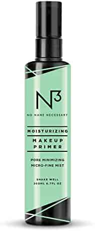 N3 No Name Necessary Pore Minimizing Moisturizing Scented Long-Lasting Anti-aging and Hydrating Face Primer Spray (100ml)