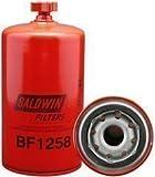 Baldwin Filters Bf1258 Hd Fuel Spin-On(Diesel) by Baldwin Filters
