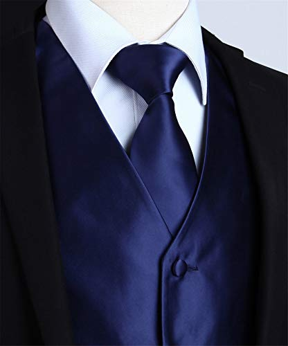 De Homme Pour Mariage Ensemble Gilet V207 Jacquard Poche Hommes Solide Gilets Cravate qWqEUSOz