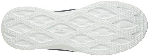 Skechers Performance Womens Go Step Lite-Lily Walking Shoe, Denim, 11 M US