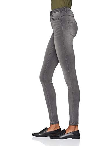 Gris Femme ONLY Denim Grey NOS Skinny Dark Jean NOS xqXUfvXw1