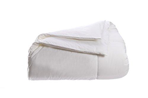 Outlast  All Season Temperature Regulating Hypoallergenic Comforter – 300 Thread Count, 100% Cotton Sateen Weave, King
