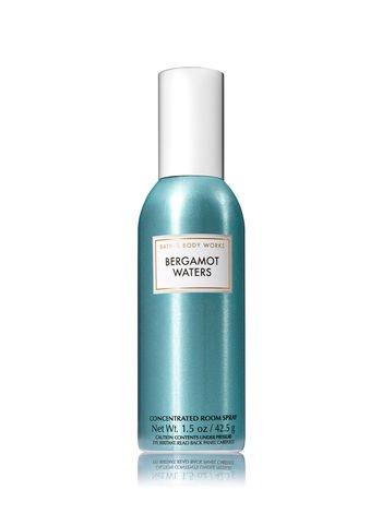 Bath & Body Works Room Perfume Spray Bergamot Waters 2017