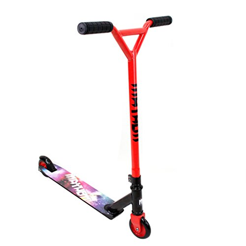 Mayhem Kick Scooter Supernova, Red (Best Trick Scooter Brands)