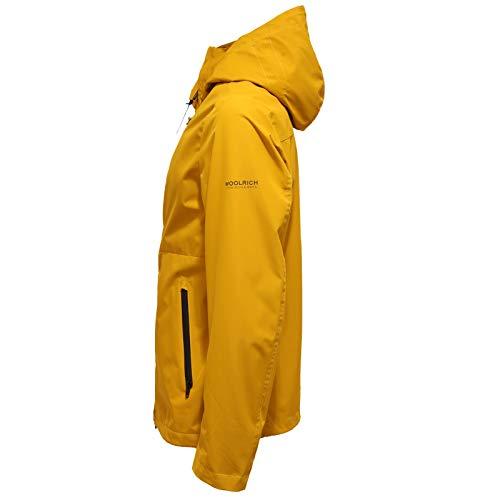 4148x Uomo Yellow Giubbotto Men Wind Stopper Jacket Woolrich Pacific wtUqZp