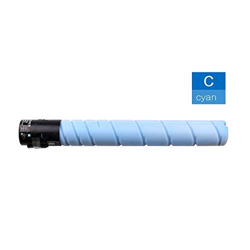 Genuine OEM Cyan Toner for Konica Minolta Bizhub C220 C280 C360 TN216C Blue Toner Cartridge Toner Powder