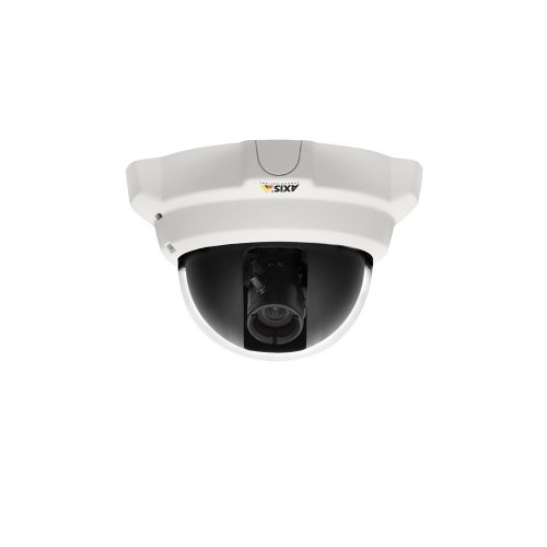 Axis 216FD-V Network Camera Vandal Fixed Dome Dc-iris