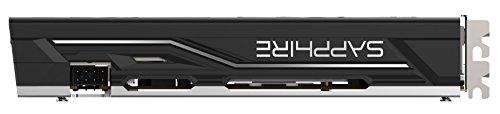 Sapphire 11265-09-20G Radeon PULSE RX 580 4GB GDDR5 DUAL HDMI / DVI-D / DUAL DP OC with backplate (UEFI) PCI-E Graphics Card